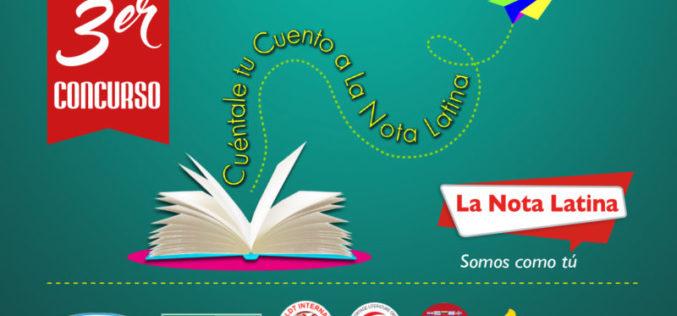 La Nota Latina anuncia finalistas de su concurso literario el  3 de octubre