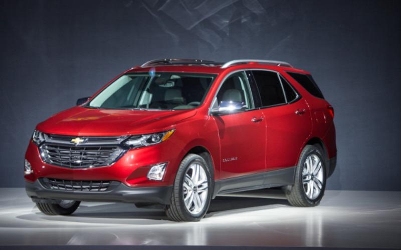 Chevrolet presentó el nuevo Equinox del 2018 | La Nota Latina