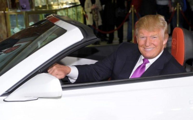 Los carros de Donald Trump: ¿Cuáles son sus preferidos?