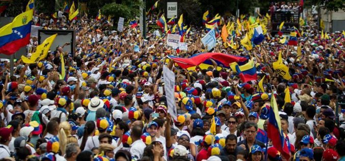 Venezuela: Rebelión en última fase