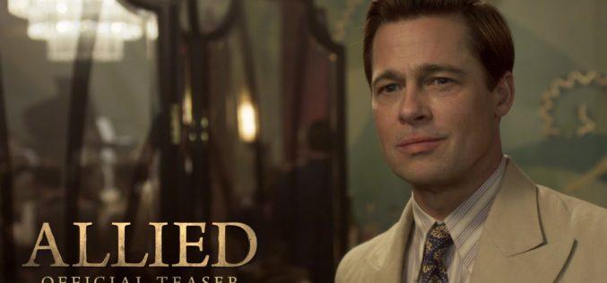 Allied la película que causó el divorcio de Brad Pitt y Angelina Jolie