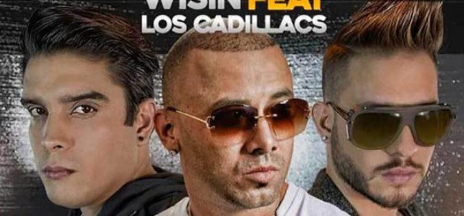 """Wisin y los Cadillac's estrenan el video """"Adicto a tus Besos"""""""