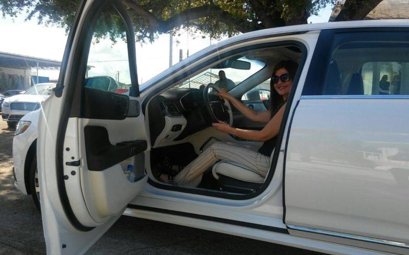 Lincoln develó en Miami el Continental 2017