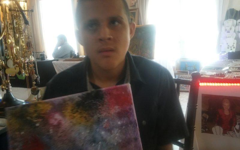 El arte de Bryan recorre Miami