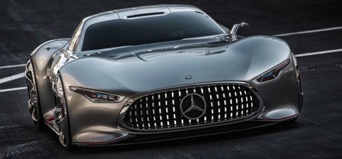 El súper auto de Mercedes Benz AMG estará listo para el 2018