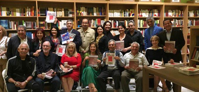 La revista Poetas & Escritores Miami fue bautizada
