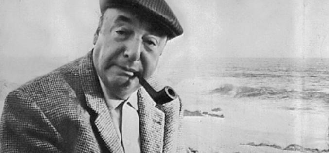 Neruda salvaje en el siglo XXI, un poema de Eduardo Escalante