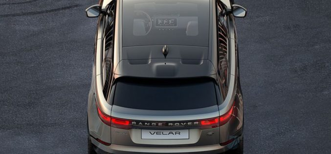 Velar: el modelo que Land Rover mostrará en el Auto Show de Ginebra