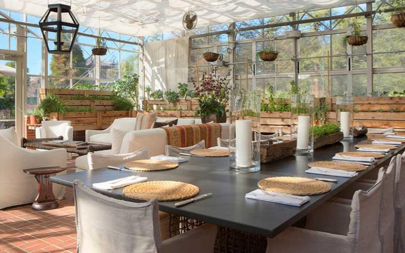 The Ranch: el exclusivo hotel californiano con plan detox