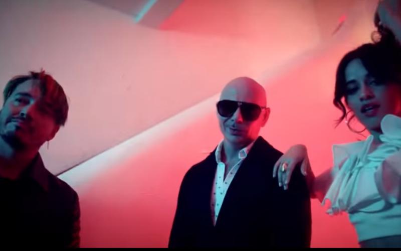 """Pitbull, J Balvin y Camila Cabello estrenan el video """"Hey Ma"""""""