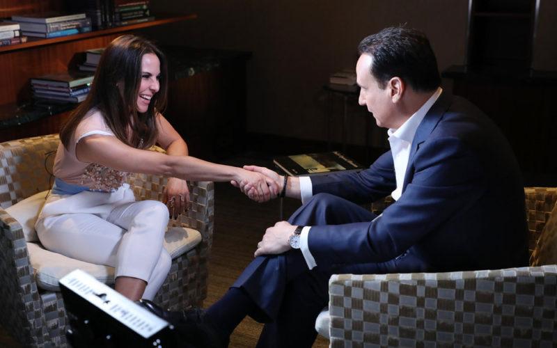 """Kate del Castillo: """"entre los abogados de El Chapo y los míos hay contacto"""""""