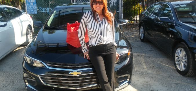 Con el Malibu Hybrid encontramos nuevos caminos en Miami