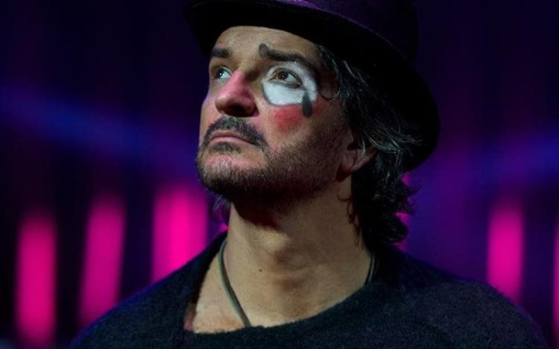 """Ricardo Arjona: """"el circo lo llevamos por dentro"""""""