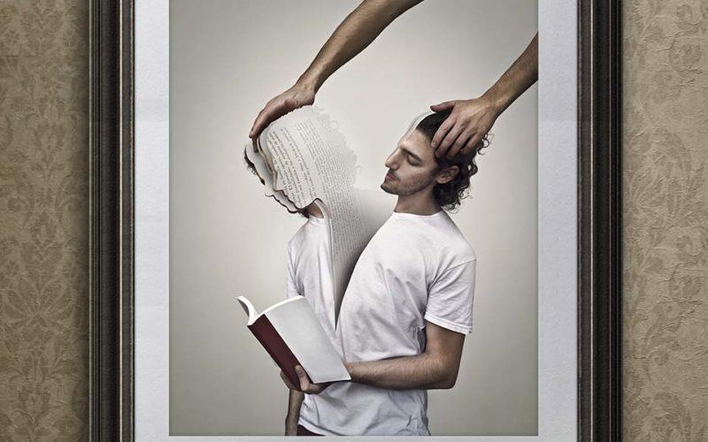 """Martín De Pasquale: """"veo al photoshop como un gran lienzo que se pinta por encima"""""""