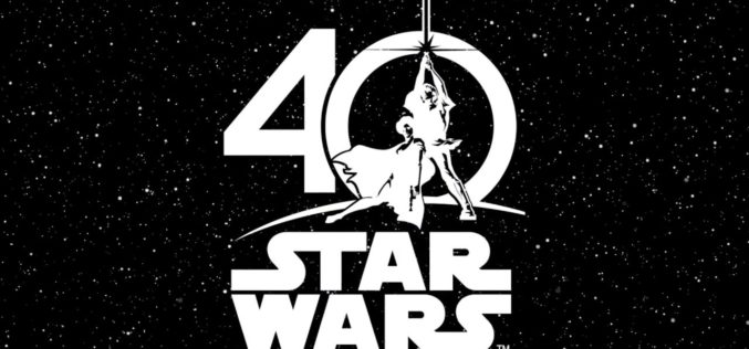 Star Wars: ¡feliz 40 cumpleaños!