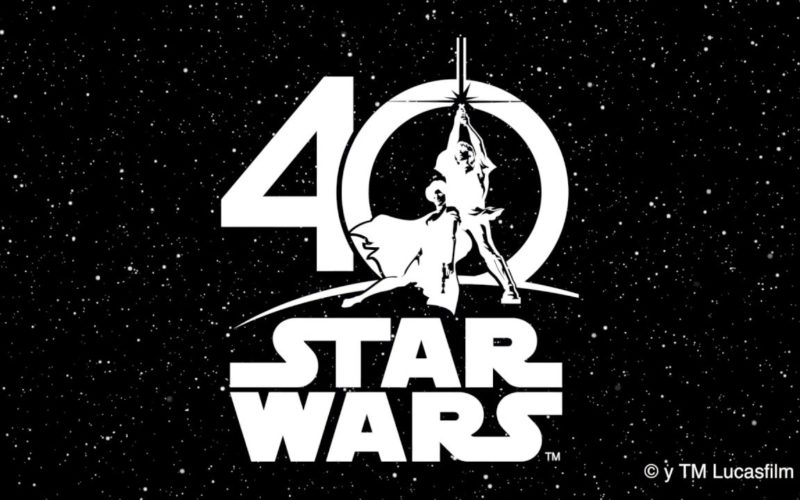 Star Wars Feliz 40 Cumpleanos La Nota Latina