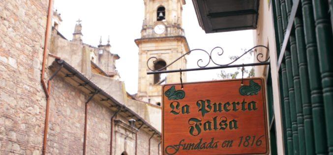 La Puerta Falsa: la historia del restaurante con los tamales más famosos de Bogotá