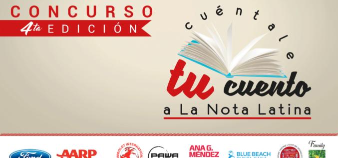 """Concurso """"Cuéntale tu Cuento a La Nota Latina"""" 2017 anuncia ganadores"""