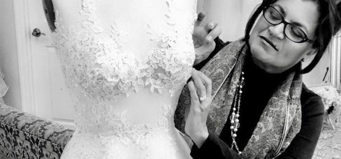 """Sira D' Pion: """"Mis trajes de novia están inspirados en las historias de las prometidas"""""""