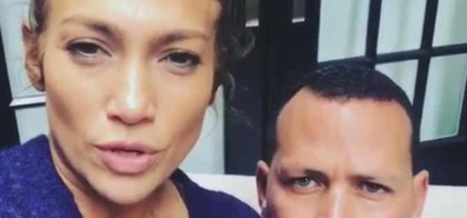 Jennifer López y otros famosos realizan donaciones a víctimas del Harvey