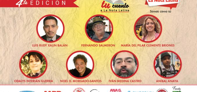 """""""Cuéntale tu Cuento a La Nota Latina"""" preserva la cultura hispana en Estados Unidos"""