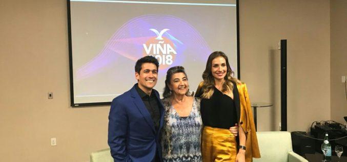 Festival de Viña del Mar 2018 anuncia desde Miami artistas confirmados
