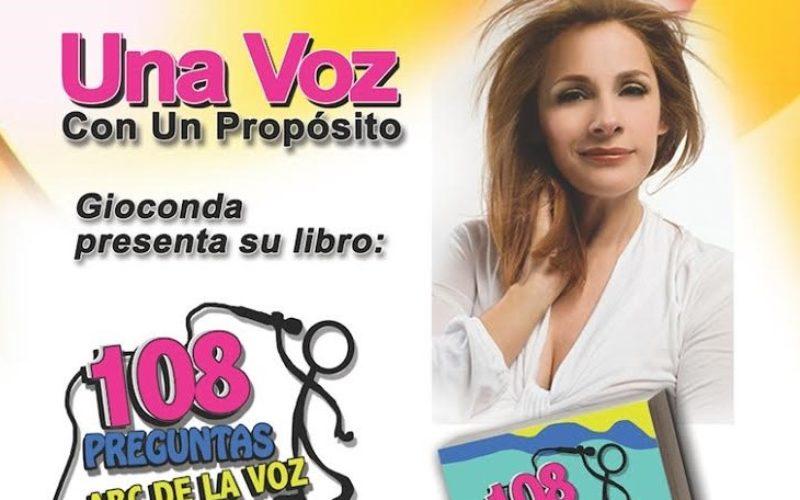 """""""108 Preguntas ABC de la Voz"""" de Gioconda, premiado por Latino Book Awards"""