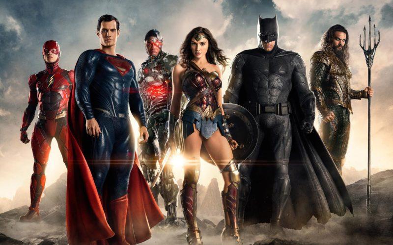 Espectacular tráiler final de Justice League