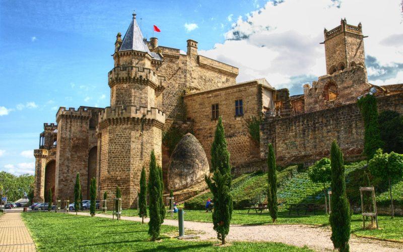 ¿Cuáles son los castillos más bellos de España?