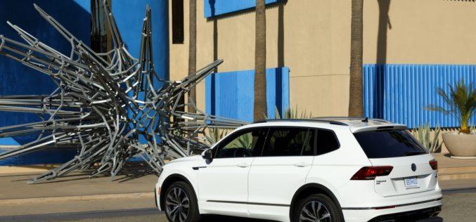 Volkswagen le dará un toque deportivo al Tiguan 2018