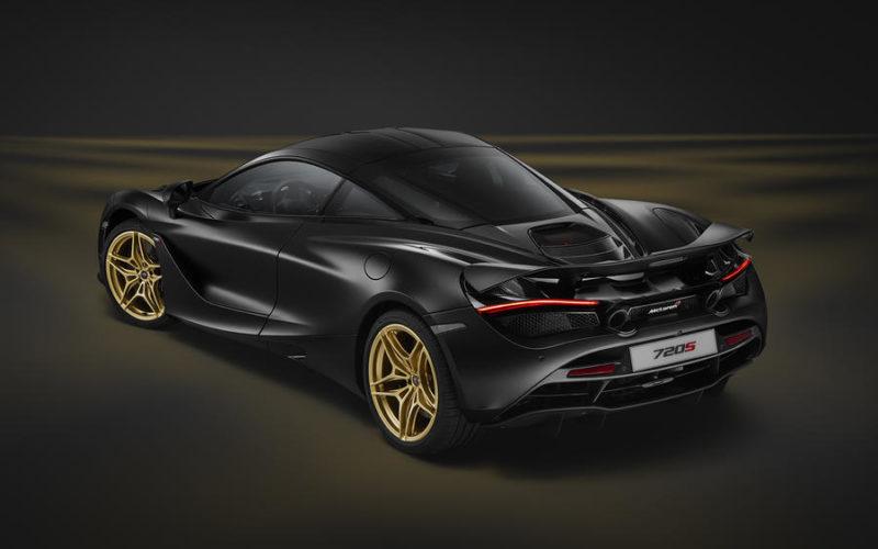 Un exclusivo McLaren 720S debutó en el Auto Show de Dubai