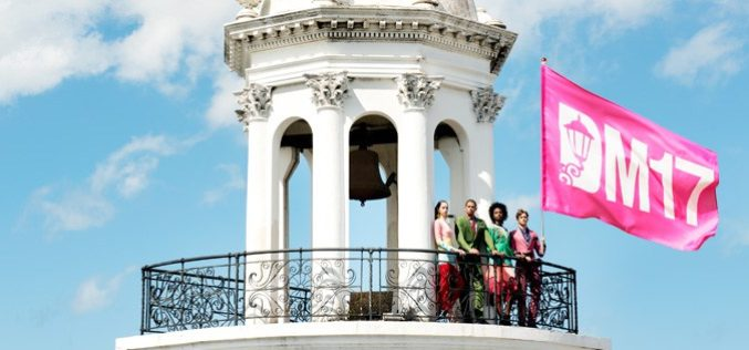 DominicanaModa 2017 llena de estilo la Ciudad Colonial