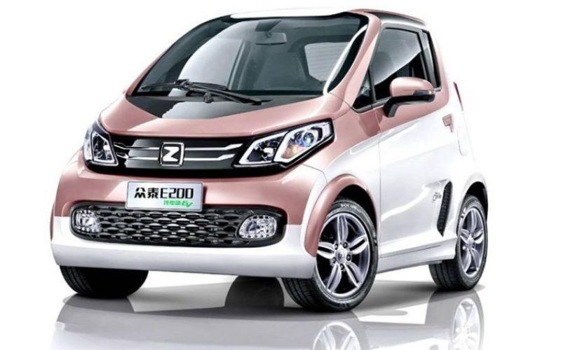Ford se asocia con el grupo chino Zotye para construir vehículos eléctricos