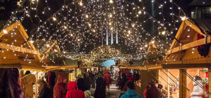 ¿Cuáles son los mejores mercados navideños de Estados Unidos?