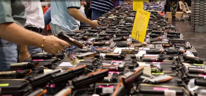 Black Friday registró récord histórico de ventas de armas