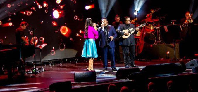 Fernando Varela y amigos cantan por Puerto Rico