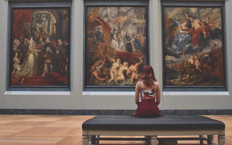 ¿Cuáles son los mejores lugares de Washington DC para disfrutar el arte?
