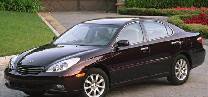 ¿Cuáles son los autos con más multas de tránsito en EE.UU?