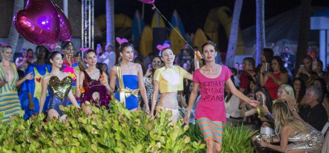 Aruba se llenó de color y nuevas tendencias