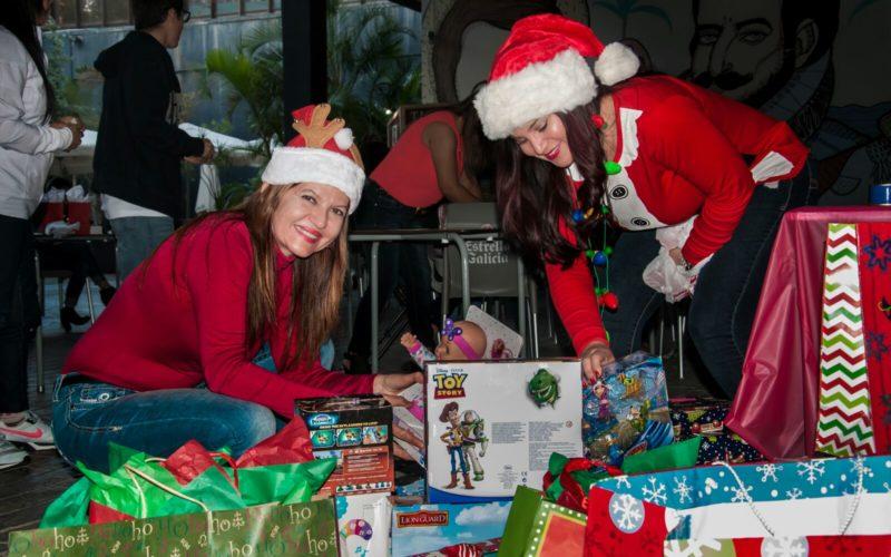 """""""Juntos por una noble causa en Navidad"""" cumplió su propósito"""