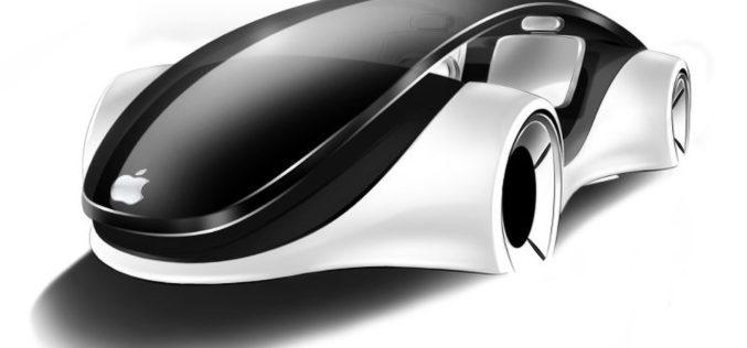 Apple trabaja en el automóvil del futuro