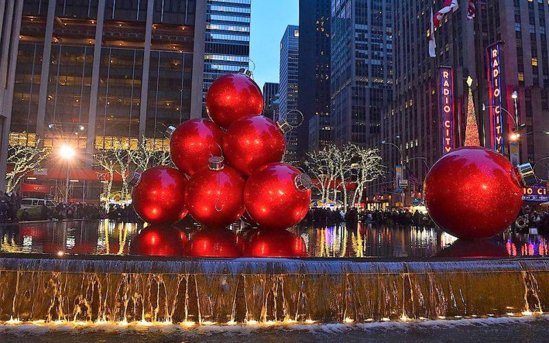 ¿Cuáles son las mejores ciudades de Estados Unidos para celebrar la Navidad?