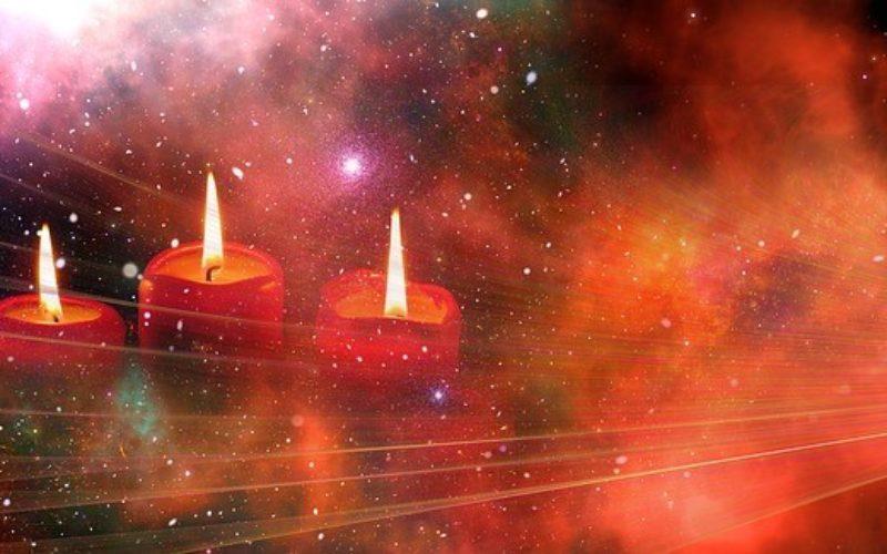 ¿Cuál es el ritual para recibir al Espíritu de la Navidad?