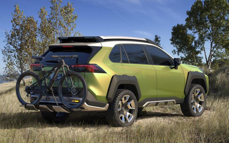 Toyota muestra en Los Ángeles su vehículo de aventuras