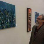Carlos Salgado, curador de arte