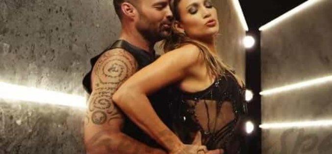 Jennifer López y Ricky Martin juntos en Las Vegas