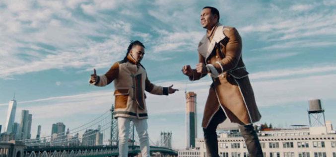 """Ozuna presenta remix de """"El farsante"""" con Romeo Santos"""