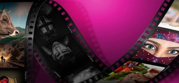 Pasión en un film diferente, un poema de Eduardo Escalante