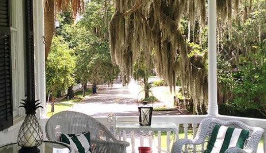 Beaufort: encanto e historia se fusionan en esta ciudad de Carolina del Sur