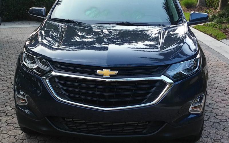 Chevrolet retumba con la Equinox 2018